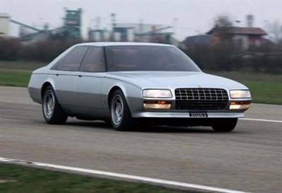 La Ferrari Pinin del 1980