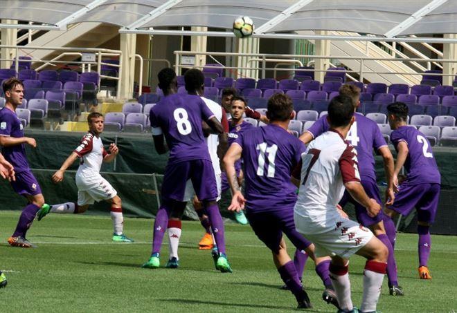 Allenamento Fiorentina scontate