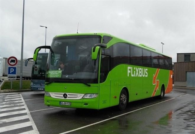 Un pullman Flixbus (CC foto di Kevin.B)