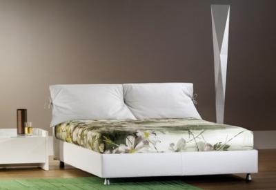 Il letto della Flou