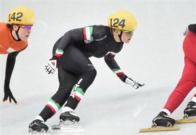 Arianna Fontana, tre medaglie olimpiache a Sochi (Infophoto)