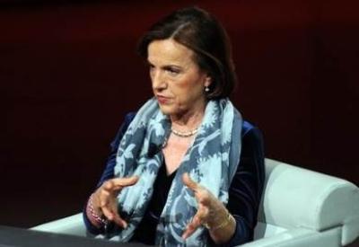 Il ministro del Welfare, Elsa Fornero
