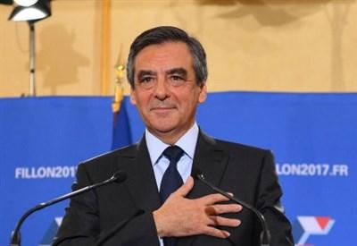 François Fillon, candidato del centrodestra alle presidenziali Francesi