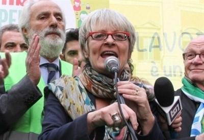 Annamaria Furlan, leader Cisl