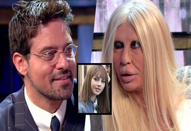 Gabriel Garko sposa Adua Del Vesco, ma bacia Chiambretti... Guardate il video!