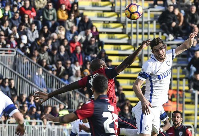 Probabili formazioni Inter Cagliari (LaPresse)