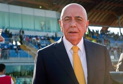 Adriano Galliani (Infophoto)