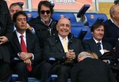 Massimiliano Allegri, allenatore Milan (Foto Infophoto)