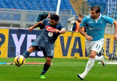 Diretta / Lazio-Napoli (risultato live 0-0) streaming Rai.tv: palo di Klose! Ma il Napoli c'è (Coppa Italia 4 Marzo 2015)