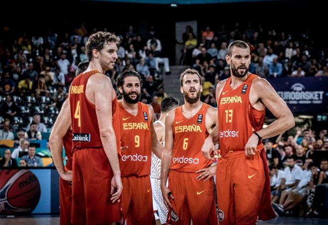 Diretta Spagna Slovenia, Europei basket 2017 (da facebook.com/FIBA)