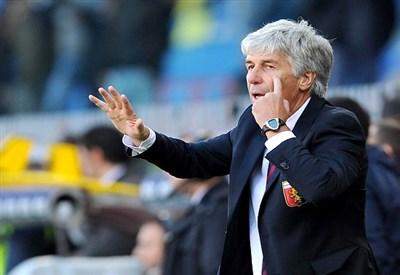 Gian Piero Gasperini, ex della partita (Infophoto)