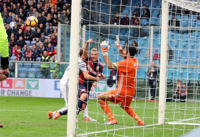 Probabili formazioni Juventus Genoa (Foto LaPresse)