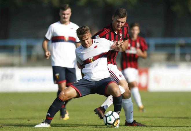 Diretta Sampdoria Genoa Primavera, campionato 1 (Foto LaPresse)