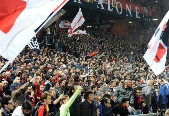 Diretta Genoa Torino - LaPresse