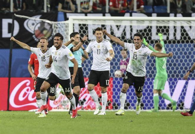Video Germania Francia (LaPresse)