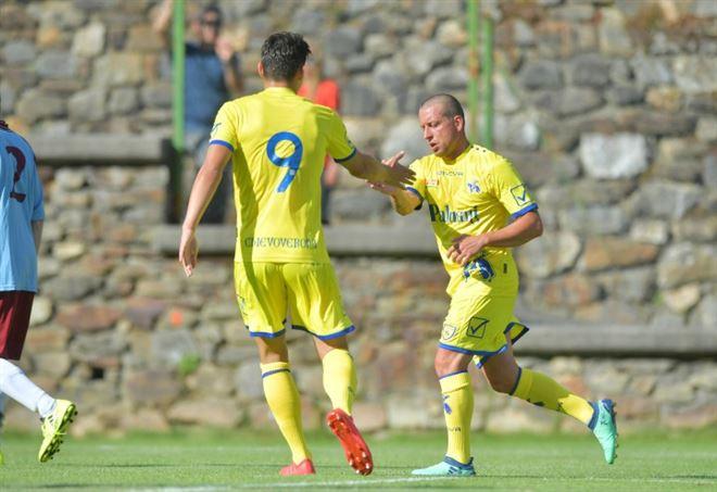 Chievo, arriva l'Udinese (foto LaPresse)