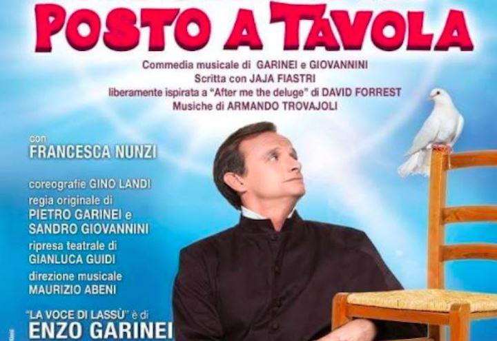 Gianluca guidi e 39 don silvestro in aggiungi un posto a - Aggiungi un posto a tavola musical dorelli ...