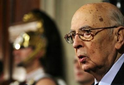 Giorgio Napolitano (Infohphoto)