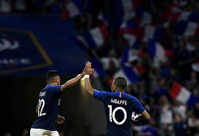 Video Francia Belgio, semifinale Mondiali 2018 (Foto LaPresse)