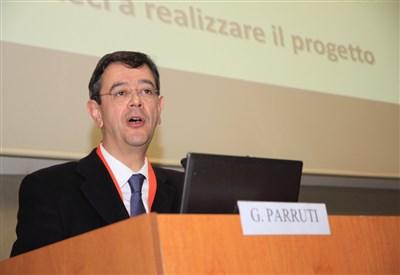 Giustino Parruti (Infophoto)