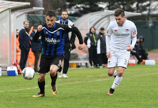 Diretta Renate Vis Pesaro, Serie C girone B (Foto LaPresse)