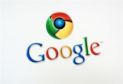 Il logo di Chrome