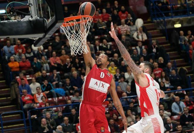 Diretta Baskonia Olimpia Milano, basket Eurolega (Foto LaPresse)