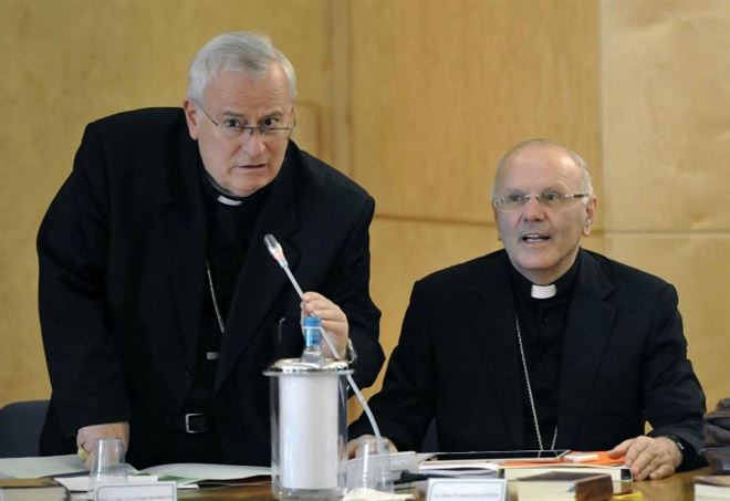 Cei: Papa Francesco ringrazia il cardinal Bagnasco