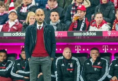 Josep Guardiola, 43 anni, prima stagione al Bayern Monaco (Infophoto)