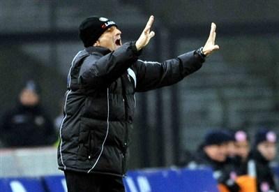 L'allenatore dell'Udinese Guidolin (Infophoto)