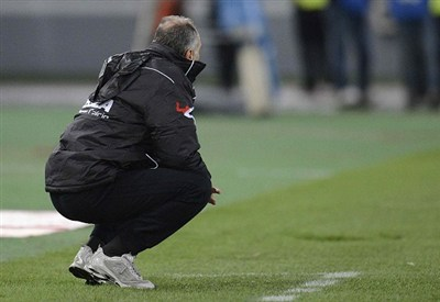Francesco Guidolin, allenatore dell'Udinese (Infophoto)