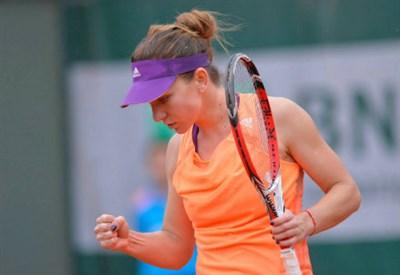 Simona Halep, 22 anni, numero 4 del ranking WTA
