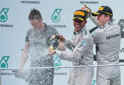 Lewis Hamilton, pilota Mercedes (Infophoto)