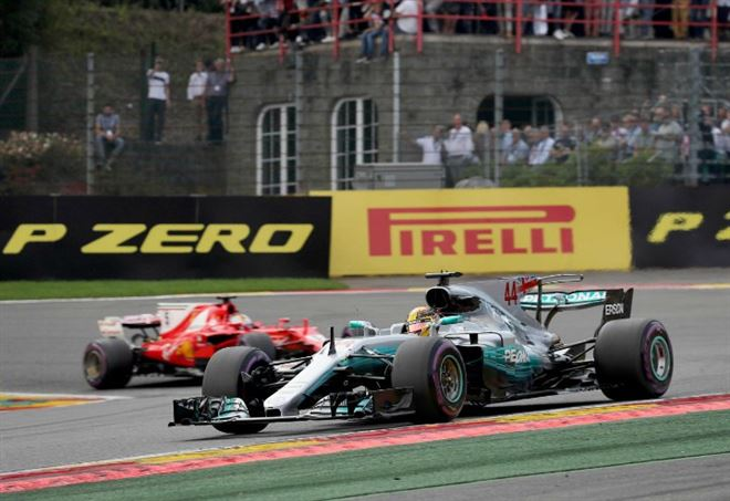 Classifica Formula 1 - LaPresse: i rivali in azione