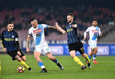 DIRETTA/ Napoli Inter (risultato finale 0-0) info streaming video e tv: Handanovic ferma la capolista