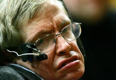 Stephen Hawking (Infophoto)