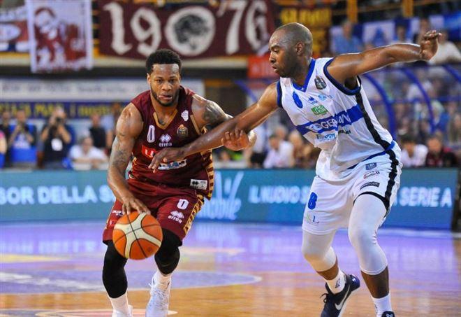Diretta Brescia Venezia, basket Serie A1 (Foto LaPresse)