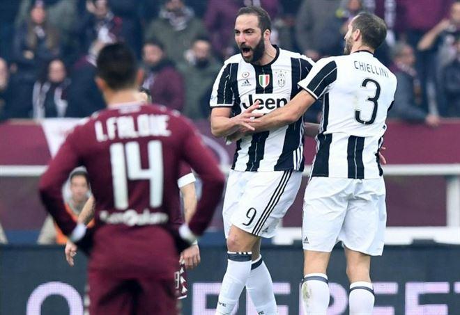 Diretta Juventus-Torino, LaPresse