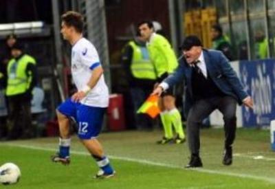 Beppe Iachini, allenatore della Sampdoria (Infophoto)