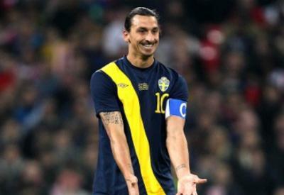 Zlatan Ibrahimovic (Foto: Infophoto)