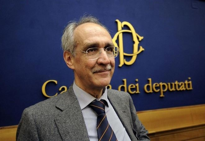 Pietro Ichino (Lapresse)