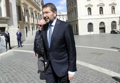 Ignazio Marino - La Presse