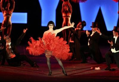 Eleonora de la Pena, foto Falsini, Opera di Roma