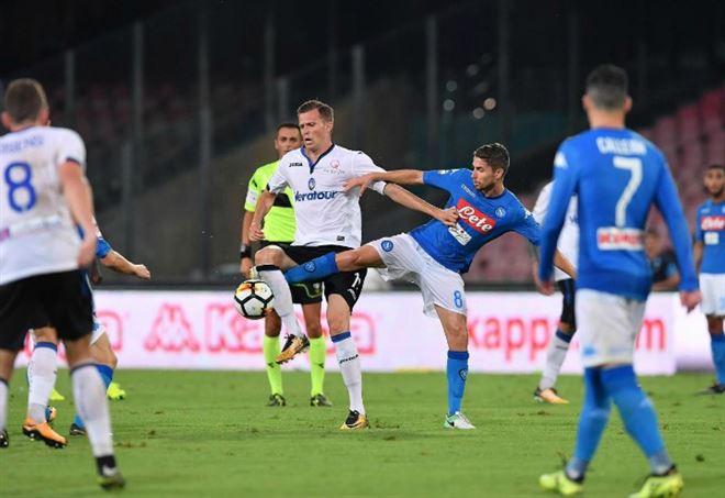 Pagelle Napoli Atalanta, quarti Coppa Italia (Foto LaPresse)