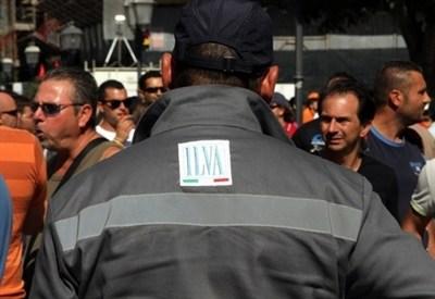 Ilva di Taranto (Infophoto)
