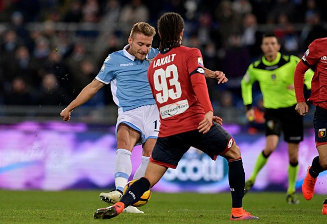 Video Lazio Milan 4-1 (Foto LaPresse)