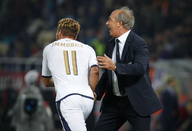 Nazionale, Italia-San Marino: Lapadula e Petagna in attacco. I convocati
