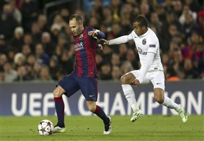 Diretta / Psg-Barcellona (risultato finale 4-0) info streaming video e tv: Finita! Parigi in festa (Canale 5 Champions League 2017 oggi)