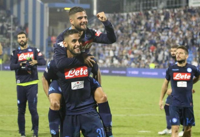 Champions, Gruppo F: Napoli-Feyenoord 3-1 Le pagelle