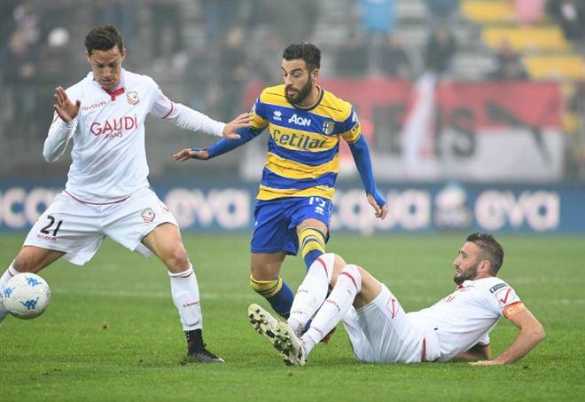 Risultati Serie B, Roberto Insigne, attaccante Parma - LaPresse